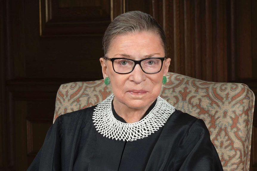 RIP RBG – Champion for Women, Role Model for All